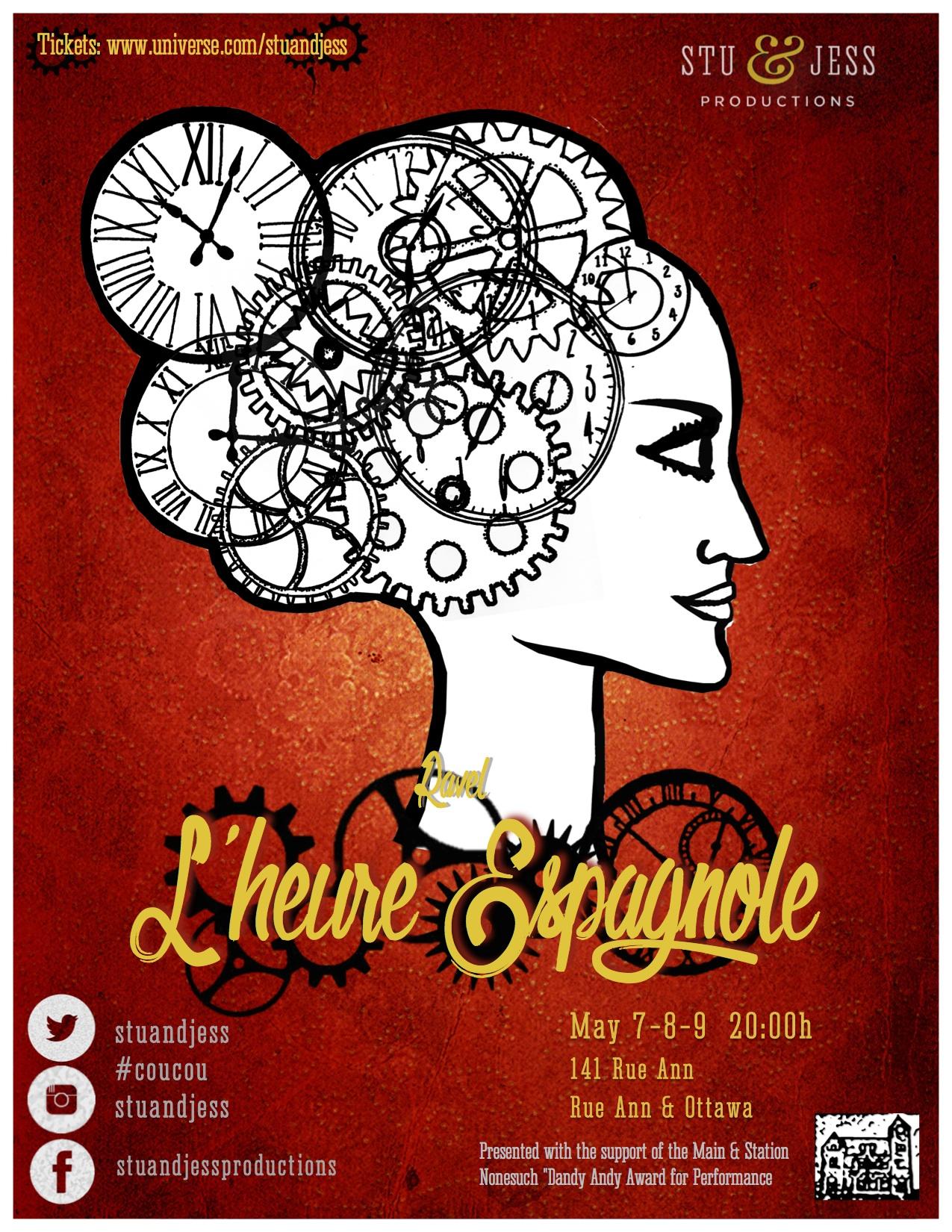 Ravel Poster