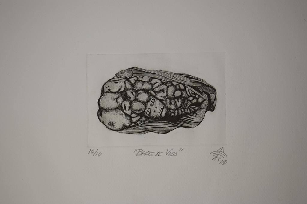 Brote de Vida (Life Outbreak)   Irvin Aguilar