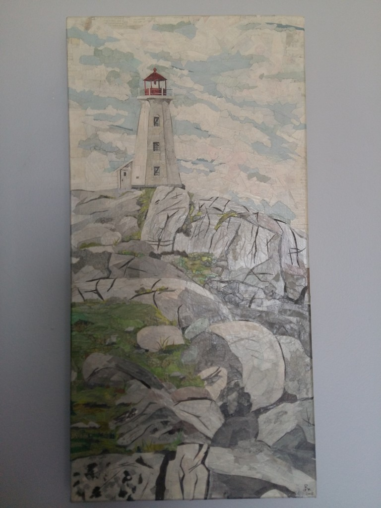 Peggy's Cove    Rhonda Barrett