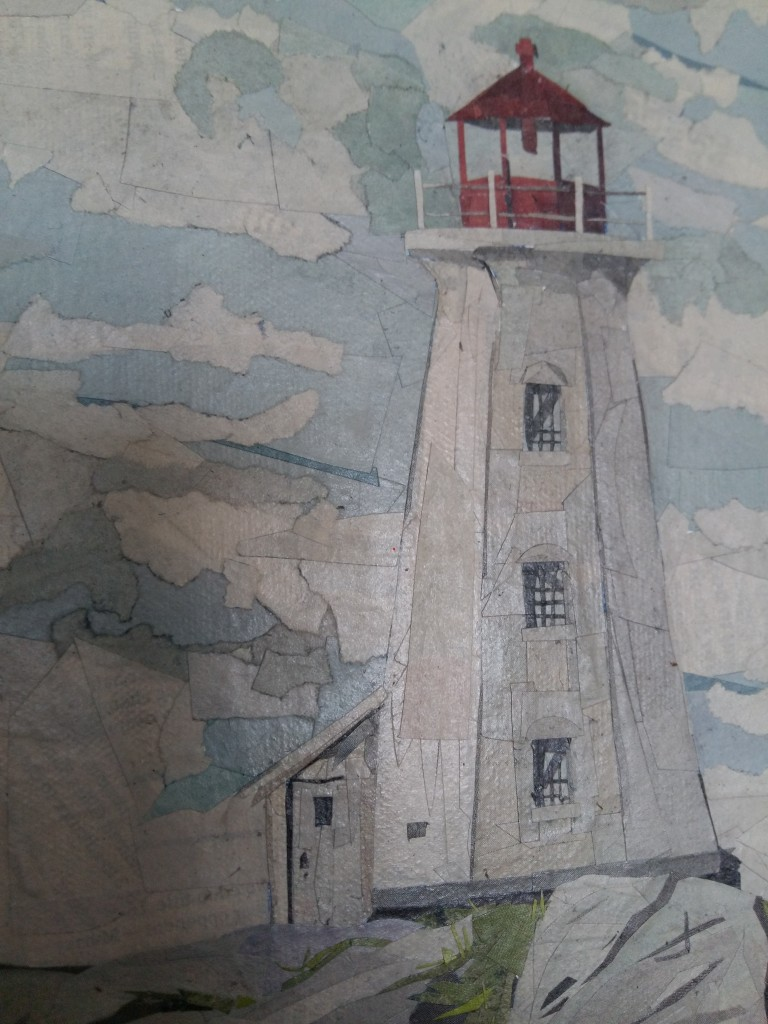 Peggy's Cove  (detail)