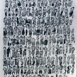 Galerie de Petits Personnages     Martine Bertrand