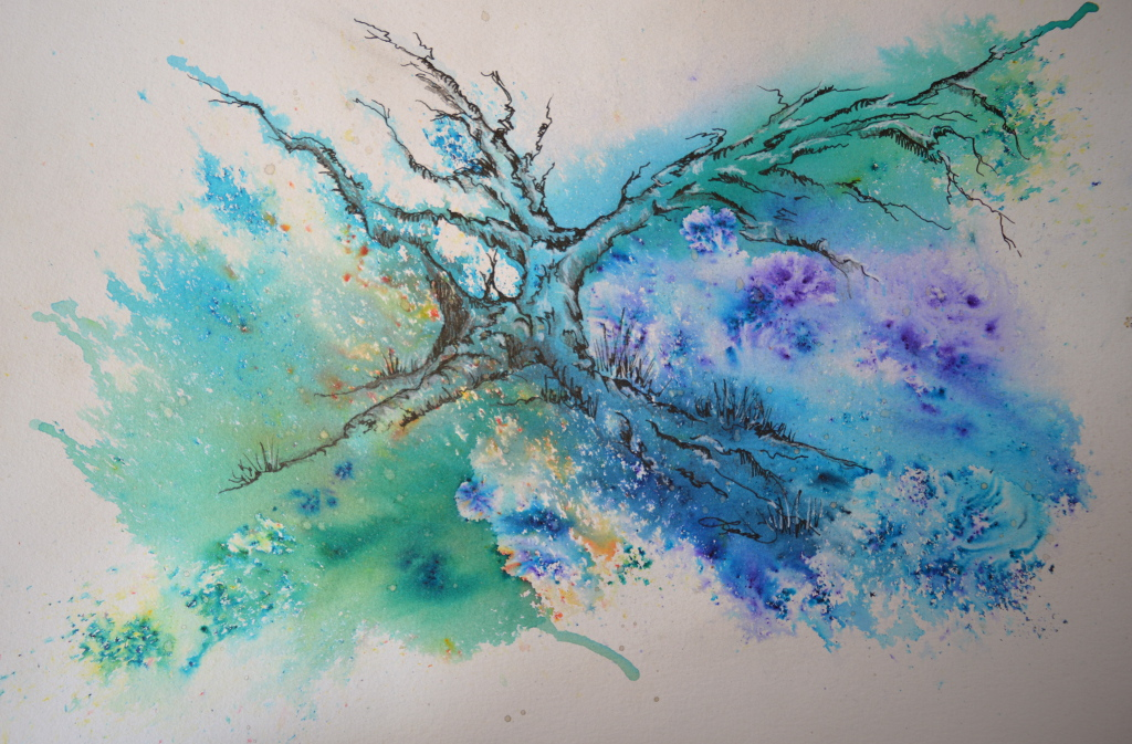 The Tree      Liana Brittain