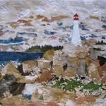Memories of Nova Scotia            Antje Martens-Oberwellend