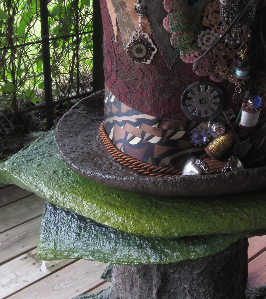 Mad Hatter's Tea Table (detail)