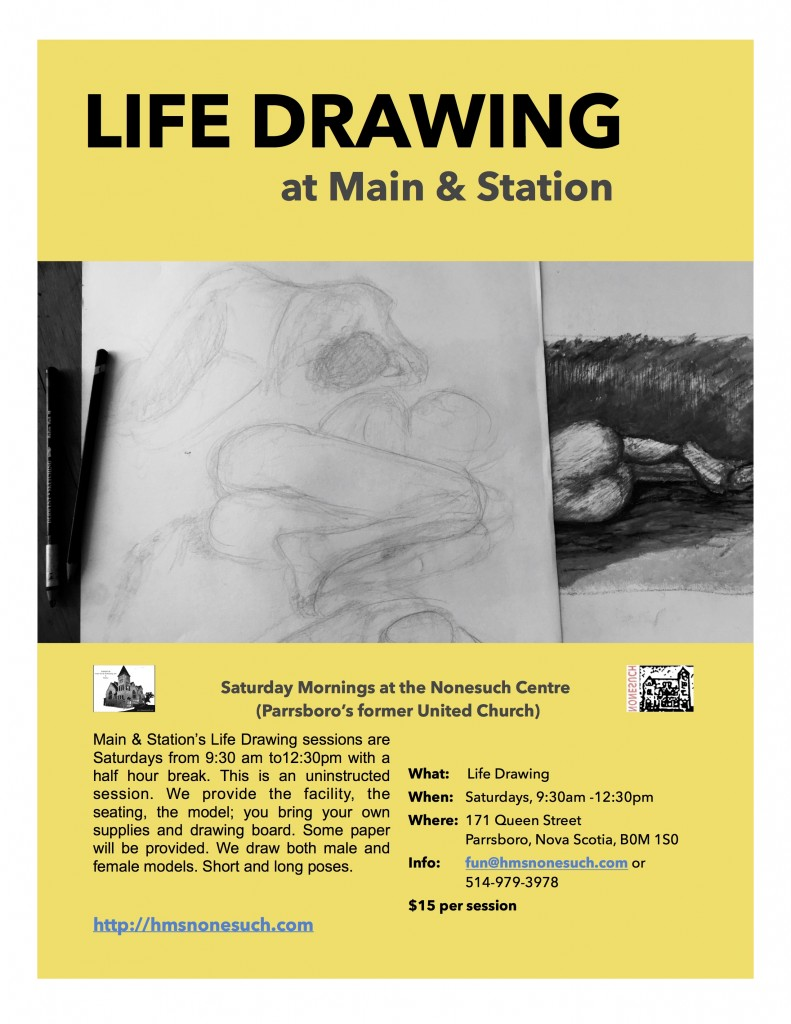 life drawing parrsboro_171 Queen Street