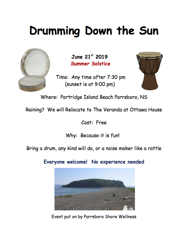 Drumming down the Sun2