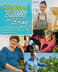 Adventures in Bubbles and Brine Cover